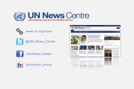 The UN News service