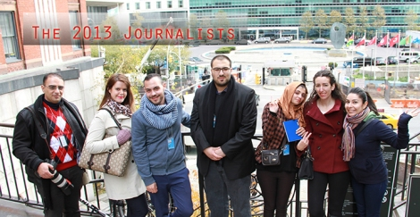 MEET THE JOURNALISTS