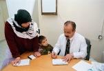 UNRWA provides 139 primary health facilities, 3, 429 health staff, with around 4 million health services in Gaza Strip. Khan Yunis Camp has three health centers. *Courtesy of UN Photo