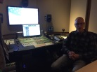 Editing room at WNET