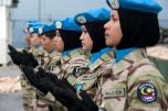 UN peace keeping mission in Malaysia 2008. UN photo