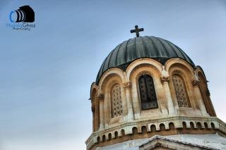 Les Soeurs De Sion Monastery in Jerusalem - Mostafa Ghroz/2012