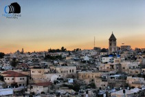 A general view of the old city of Jerusalem - Mostafa Ghroz/2012